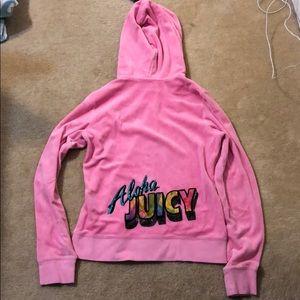 Aloha juicy jacket READ